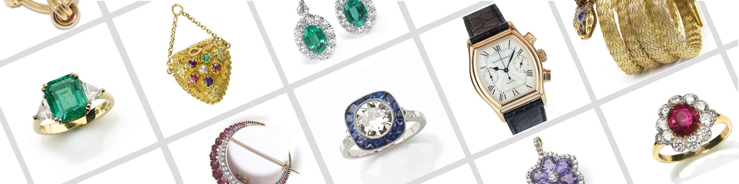 Jewellery Valuations London Central Mayfair